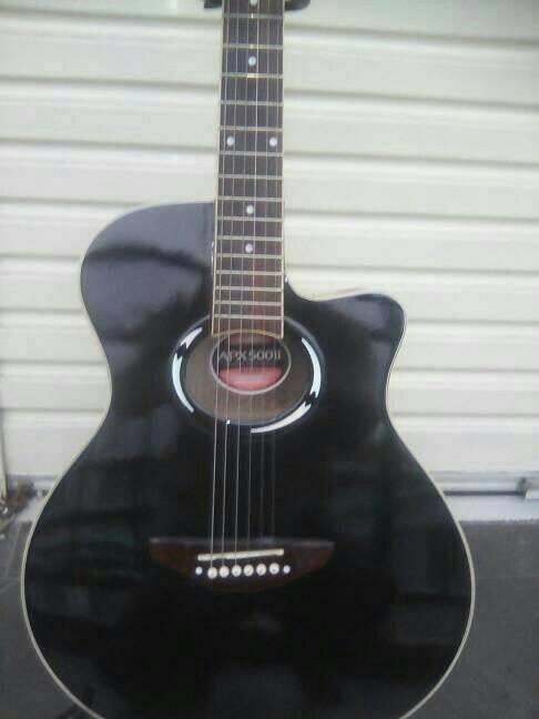 harga Akustik elektrik apx500ii eq 7545r warna hitam ( bisa gojek ) Tokopedia.com