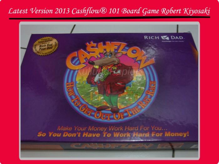 cashflow game by robert kiyosaki pdf