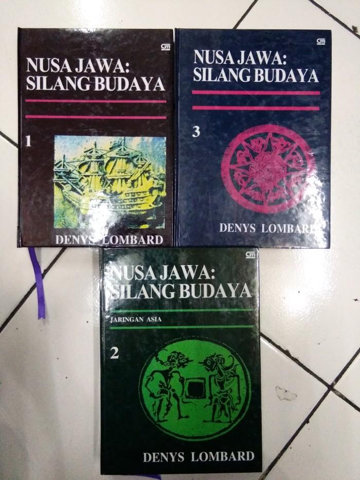 harga Nusa jawa silang budaya jilid 1.2.3 Tokopedia.com