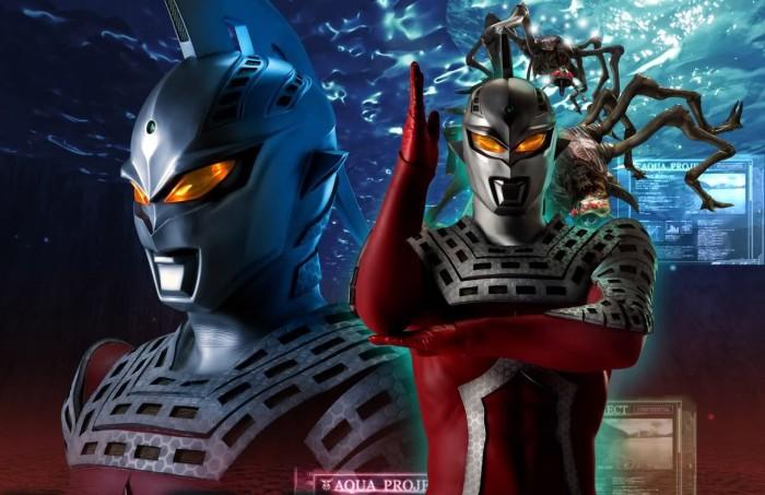 Jual DVD Film Ultraman Seven X Sub Indo (Completed) - Raja
