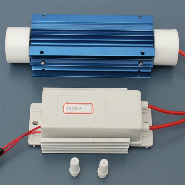 harga Ozone generator ozone tube 10g / 10000mg / hr untuk injeksi air Tokopedia.com