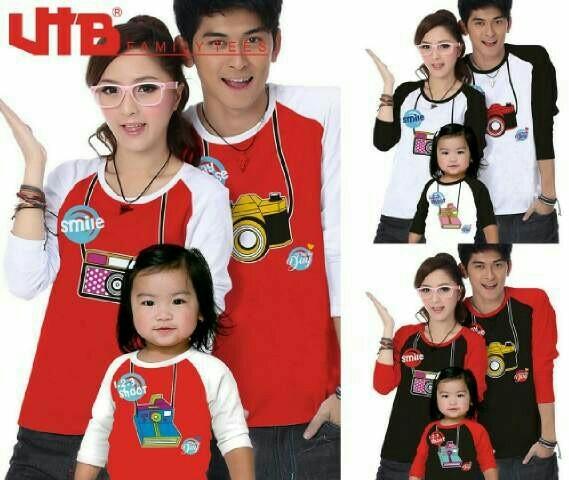 c1caf6de1e Jual Baju Kaos Keluarga Couple Family Tees - Kindly Shop | Tokopedia