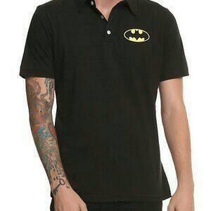 5fdad429c Jual kaos pria polo shirt batman,t shirt,polo tshirt batman hitam ...