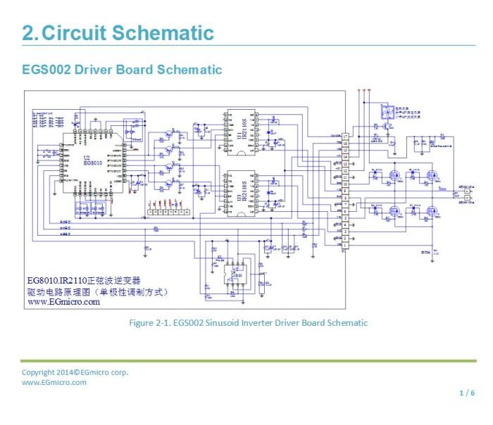 Jual Pure sine wave inverter driver board EGS002 EG8010 + IR2110 module -  Kota Bekasi - RAJACELL BEKASI | Tokopedia