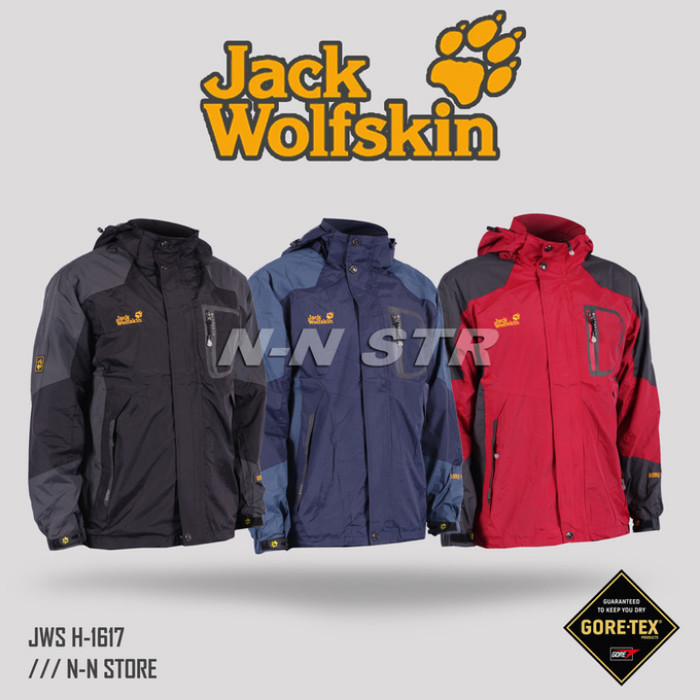 Info Jaket Gunung Jackwolfskin Hargano.com