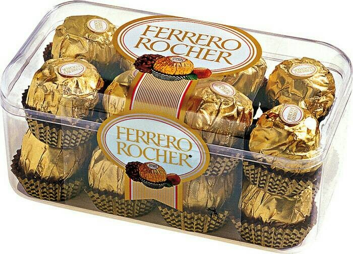 Ferrero rocher chocolate t16