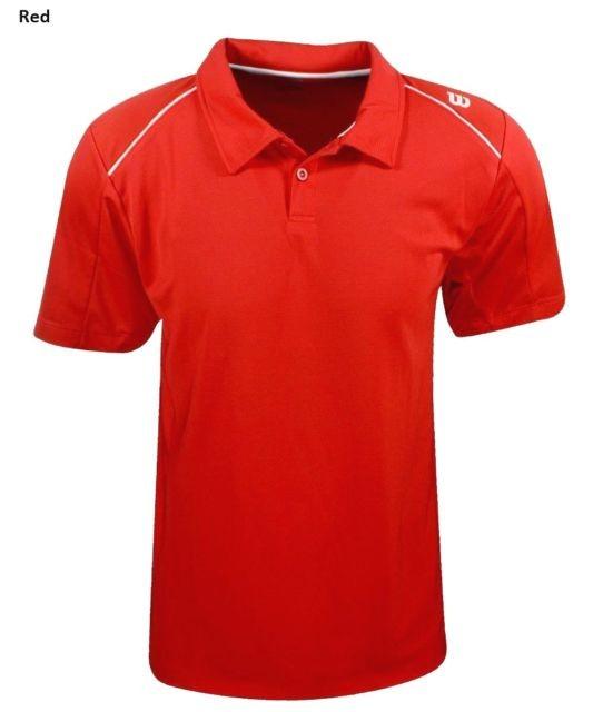 harga Kaos polo big size tenis wilson 2xl 3xl 4xl (lengan berkaret) Tokopedia.com