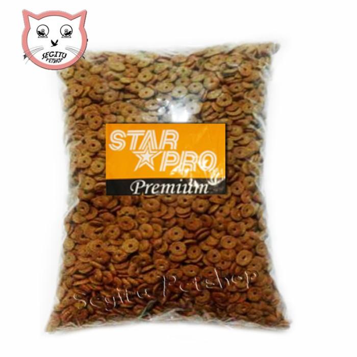 harga Makanan kucing starpro (repack 1kg) Tokopedia.com