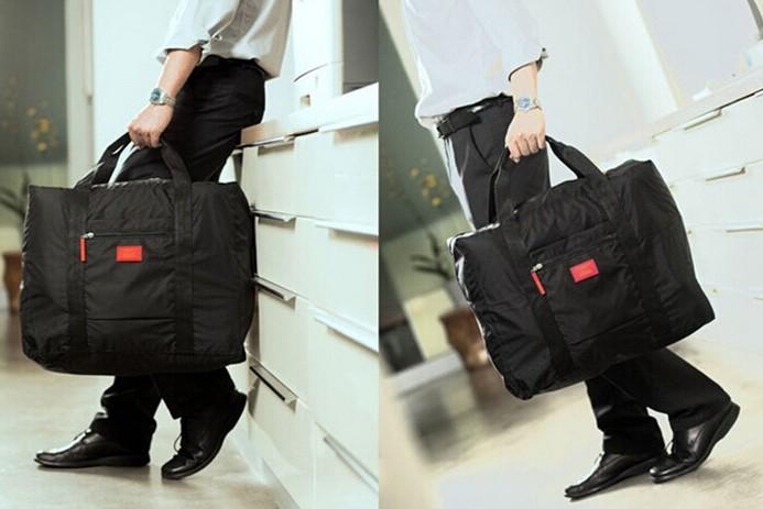 tas travel bag eksekutif bisa kaitkan di koper bisa untuk kerja kantor