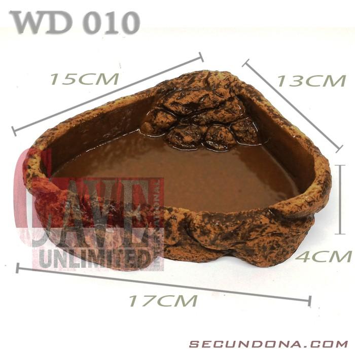 Foto Produk WATER DISH MURAH WD010 dari scorpion/ kalajengking