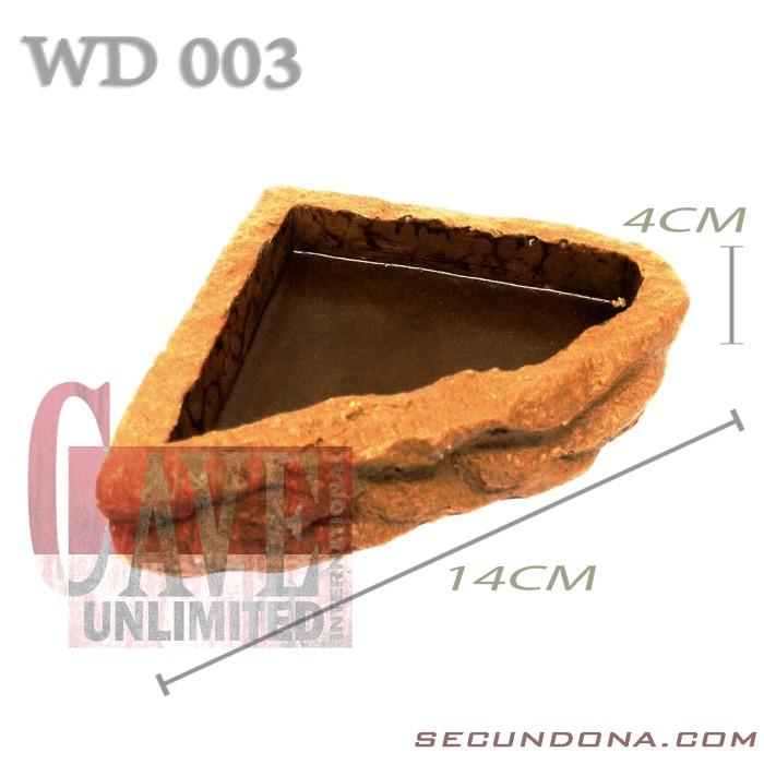 Foto Produk WATER DISH MURAH WD003 dari scorpion/ kalajengking