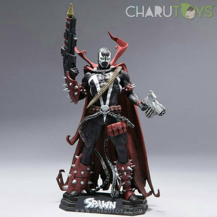 Foto Produk Spawn Rebirth Masked dari Charu Toys
