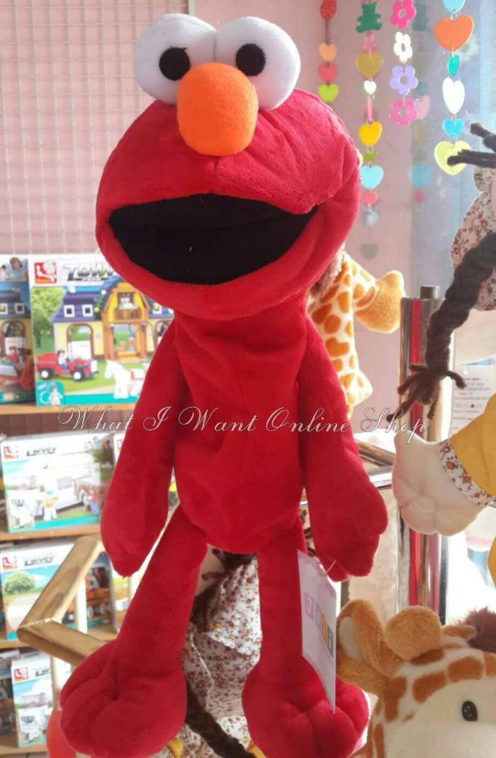 harga Elmo handpuppet Tokopedia.com