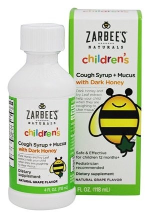 harga Zarbee's naturals children cough syrup with mucus Tokopedia.com