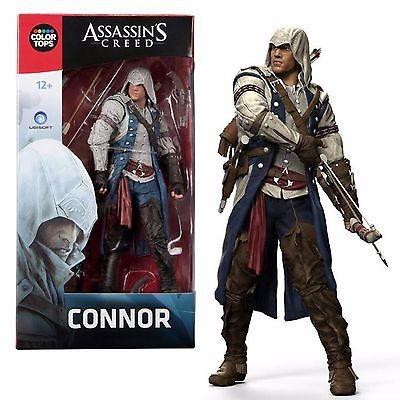 Jual Mcfarlane Toys Assassin S Creed Iii Connor Kota