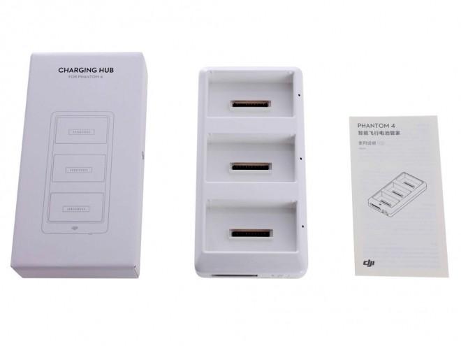 Foto Produk DJI Phantom 4 - Battery Charging Hub ORIGINAL dari IndoWebstorecom