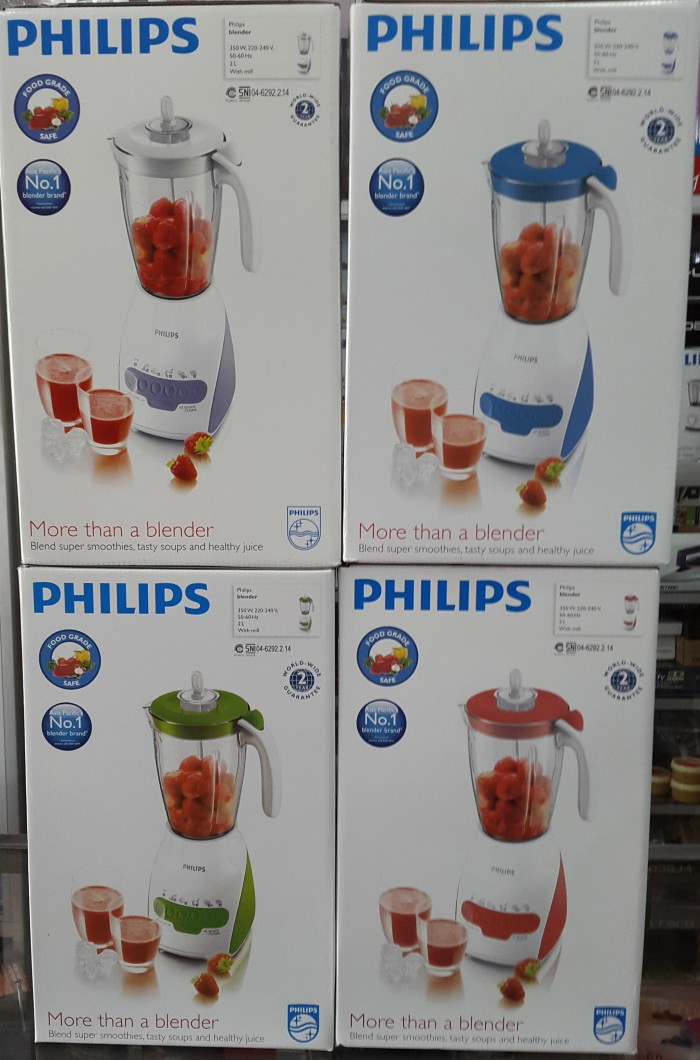 harga Blender Phillips Hr2115 (plastik) Tokopedia.com
