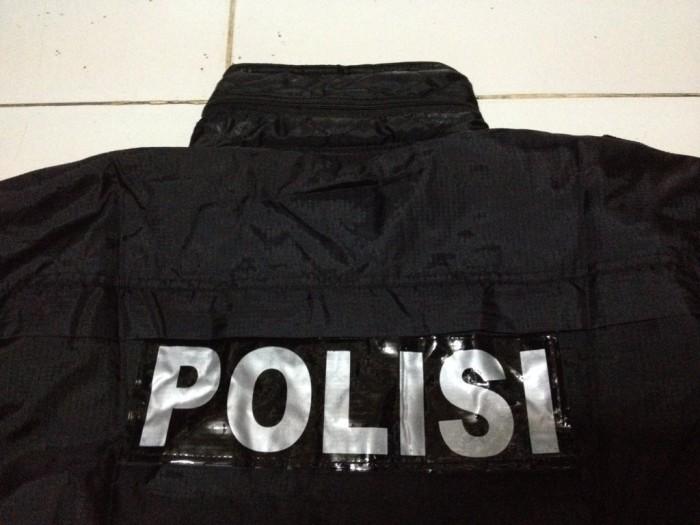 harga Jaket polisi bahan parasut - stok terbatas Tokopedia.com