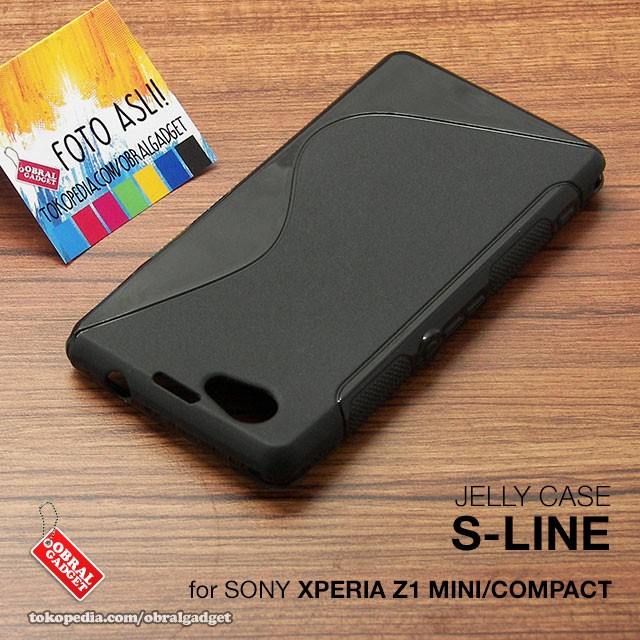 buy online 35830 42560 Jual Sony Xperia Z1 Mini Compact Soft Jelly Silicon Casing Case Softcase -  DKI Jakarta - Obral Gadget | Tokopedia