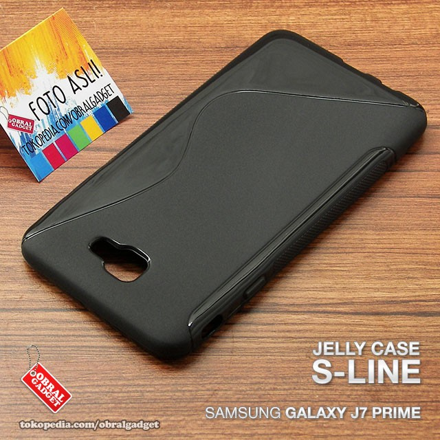 new style fc363 da453 Jual Samsung Galaxy J7 Prime Soft Jelly Silicon Casing Case Cover Softcase  - Jakarta Barat - Obral Gadget   Tokopedia