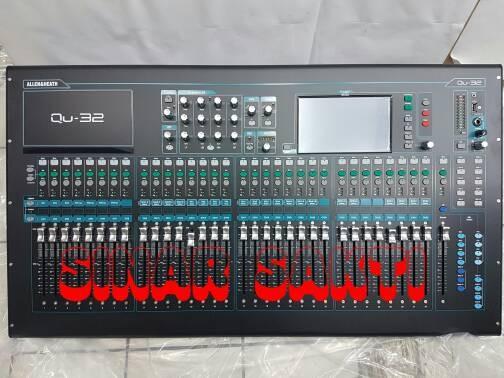 harga Murah mixer allen&heath qu 32 ( original ) Tokopedia.com