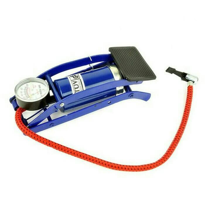 harga Pompa injak darurat , pompa kaki manual untuk ban mobil motor d Tokopedia.com