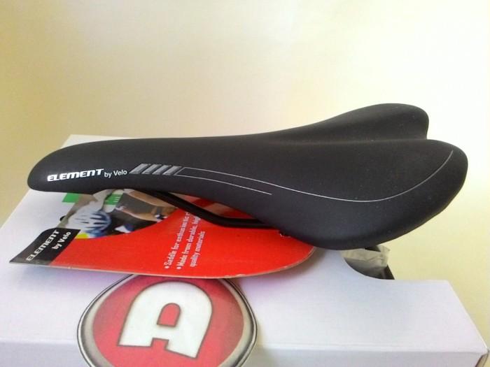 harga Sadel sepeda velo element - hitam i saddle sepeda velo element - hit Tokopedia.com