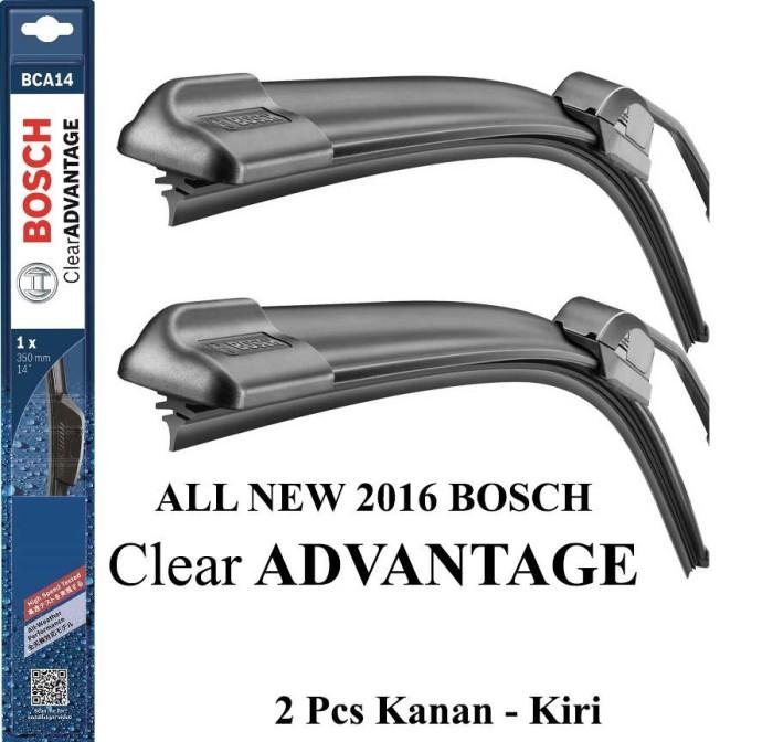harga Wiper bosch clear advantage frameless bmw e36 2pcs (kn-kr) Tokopedia.com