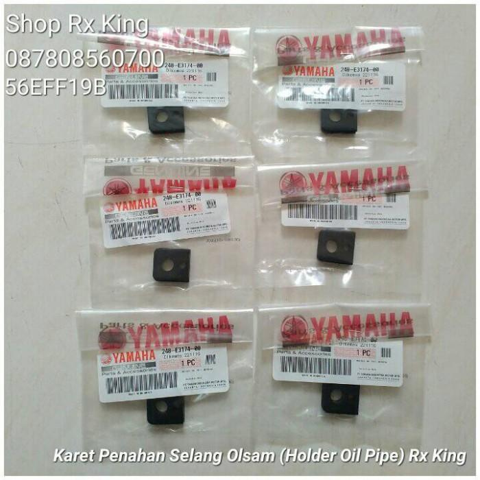 harga Karet penahan selang olsam (holder oil pipe) rx king ori yamaha new Tokopedia.com