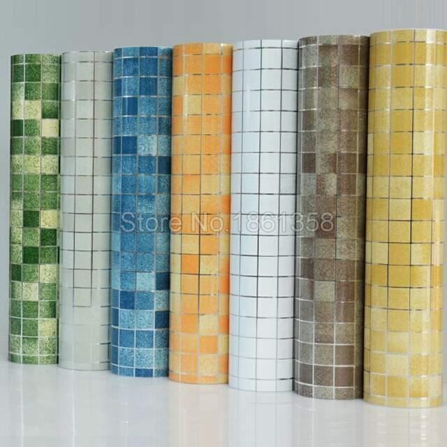 Wallpaper Dapur Dinding Sticker Wall
