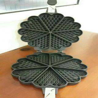 harga Cetakan kue waffel maker bapel wafel waffle wafle ( tanpa listrik ) Tokopedia.com