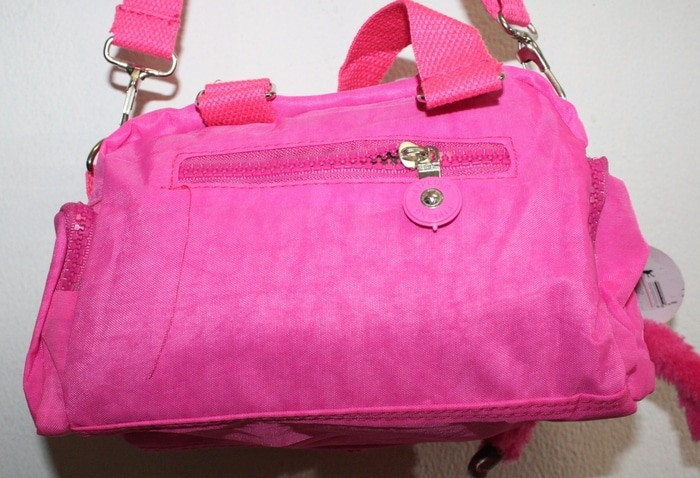 Jual Tas Selempang Ttenteng Kain Kipling (Warna Pink) - Women Store ... 9b3ef9ceec