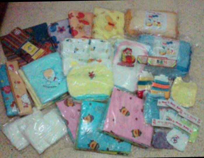 Paket hemat b baby newborn lengkap