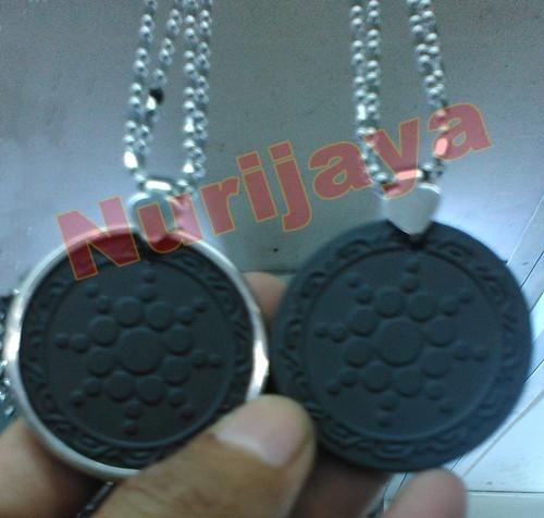 harga Kalung quantum pendant mahari coklat Tokopedia.com