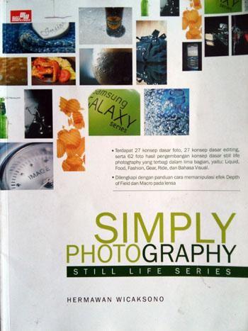 harga Buku simply photography still life series - hermawan wicaksono Tokopedia.com