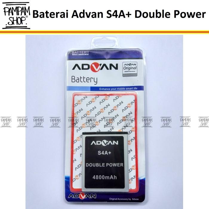 harga Baterai handphone advan s4a+ plus original double power | batre hp Tokopedia.com