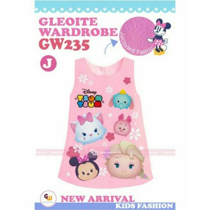 harga Cheongsam tsumtsum pink gw 235 - j (big size) Tokopedia.com
