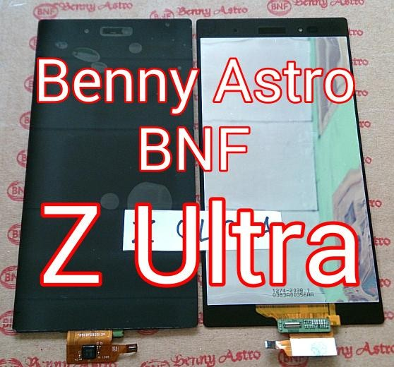 Lcd + touchscreen, sony xperia z ultra, c6802, c6806, c6833