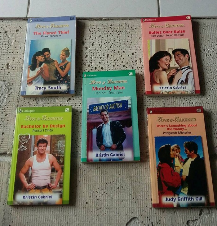 Jual Novel Harlequin Terbatas Grosir Lestari Irianto Shop