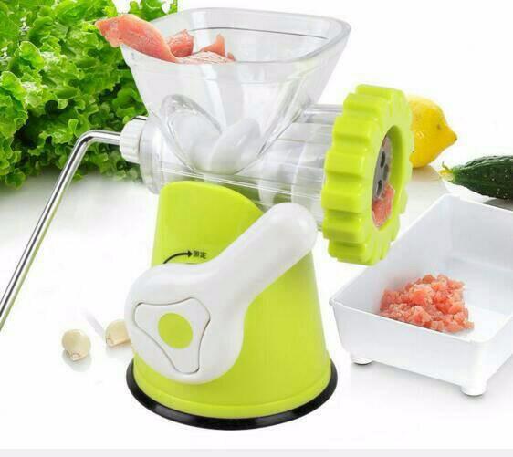 harga Meat grinder blender manual penggiling daging sayuran buah Tokopedia.com