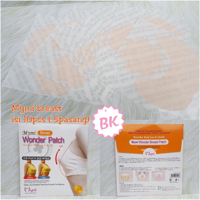 Mymi breast / Mymi Wonder Patch Breast ( Payudara )
