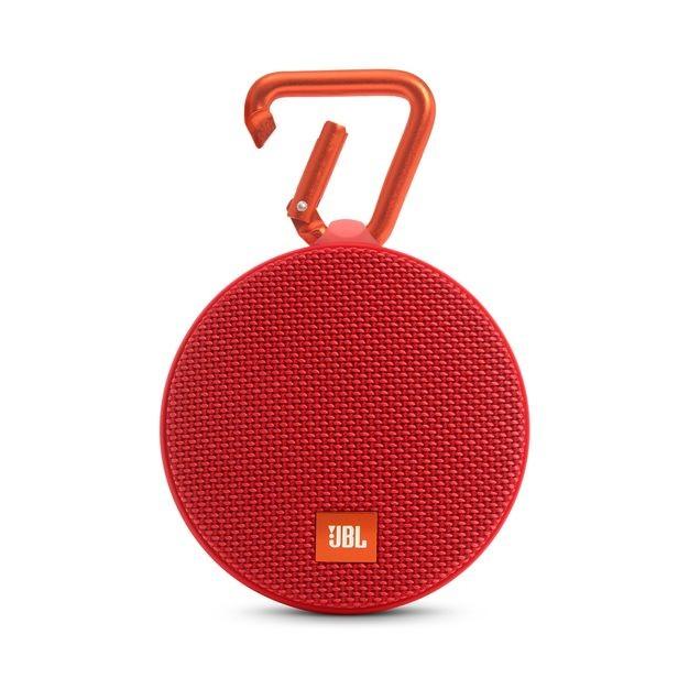 Foto Produk JBL CLIP 2 Bluetooth Speaker (Red) - GARANSI RESMI 1 TAHUN dari Floren Cell