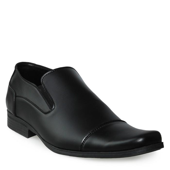harga Sepatu formal pria edberth - warsama black Tokopedia.com