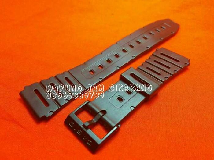 harga Strap watch / tali jam tangan casio kalkulator w 72 720 721 741 520 Tokopedia.com