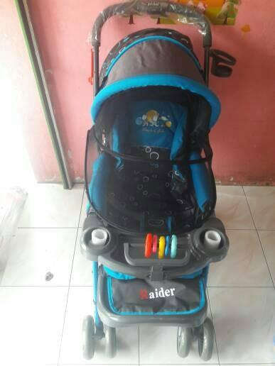 harga Stroller kereta dorong bayi pliko new raider murah bisa jd baby walker Tokopedia.com