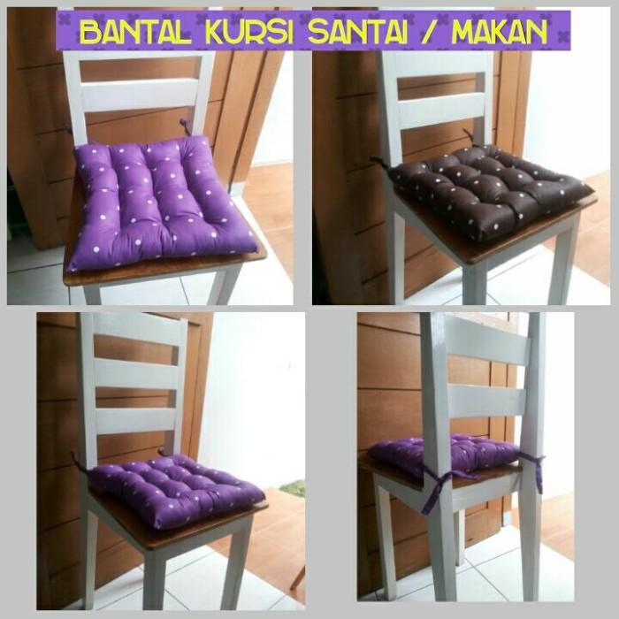 Foto Produk BANTAL KURSI SANTAI / MAKAN dari pondok aren shop
