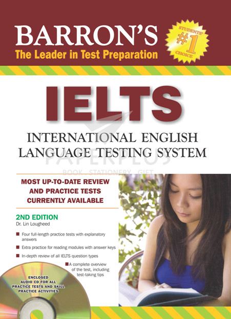harga Barron's ielts 2nd edition Tokopedia.com