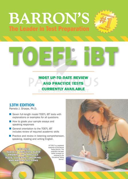 harga Barron's toefl 13th edition Tokopedia.com