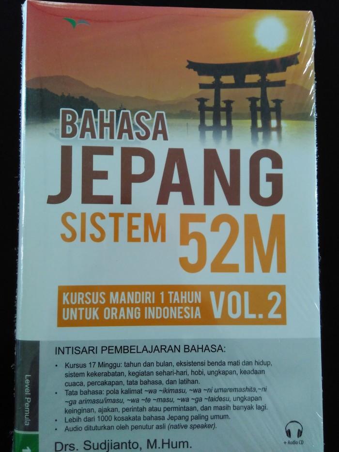 harga Kesaint blanc - bahasa jepang sistem 52m volume 2+ cd audio Tokopedia.com