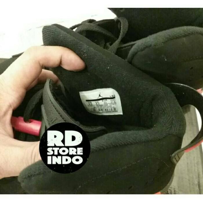 9bbd3293507 ... free shipping sepatu basket pria nike air jordan 6 retro black 70438  40169